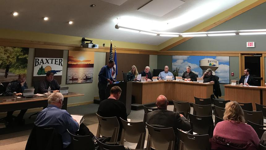 Baxter: Council to host public hearing on unified fund proposal