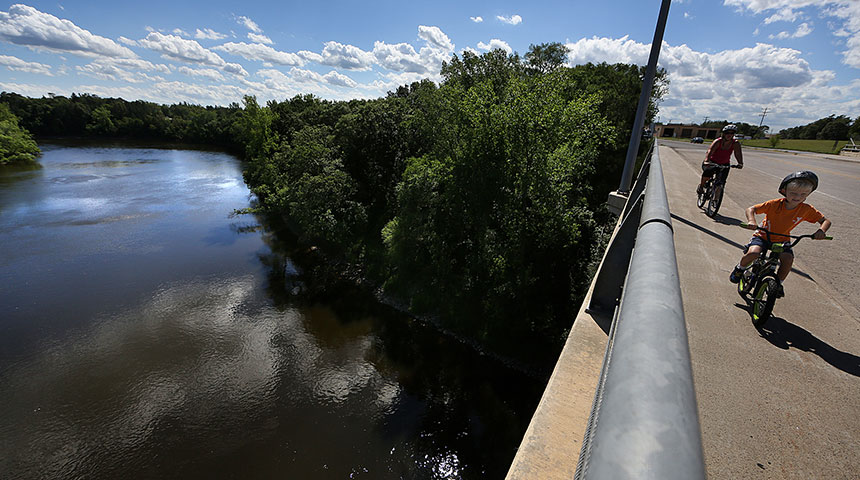Brainerd pushes ahead with plan to revitalize river, downtown