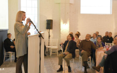 Community activists gather for city revitalization event